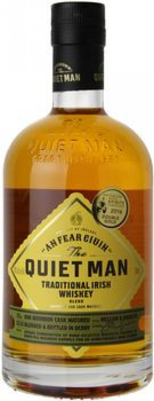 Quiet Man Traditional Irish Whiskey 750ml