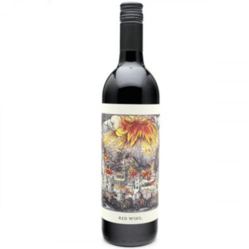 Rabble Red Wine 750ml