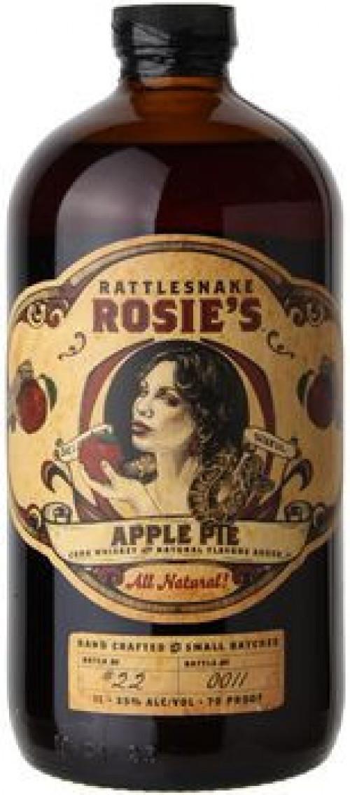 Rattlesnake Rosie's Apple Pie Liqueur 1L