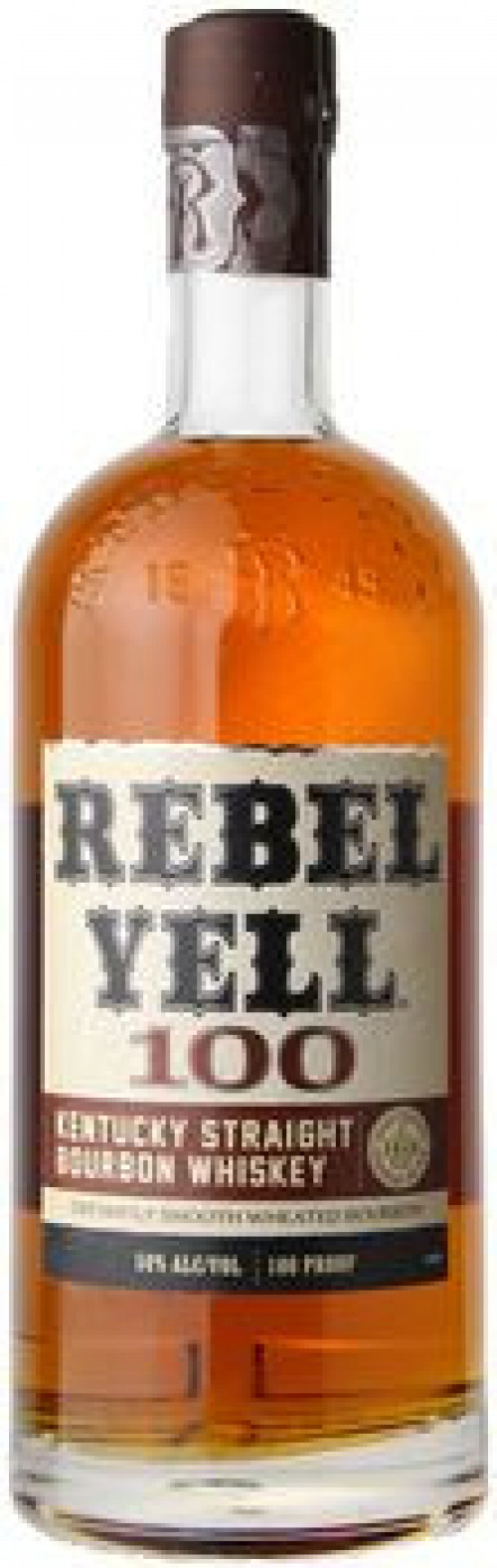 Rebel Yell 100 Proof Kentucky Straight Bourbon 750ml