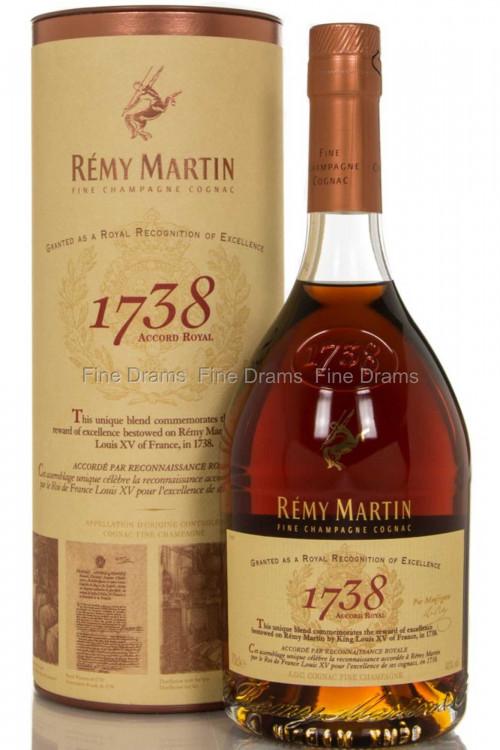 Remy Martin 1738 Accord Royal Cognac 750ml