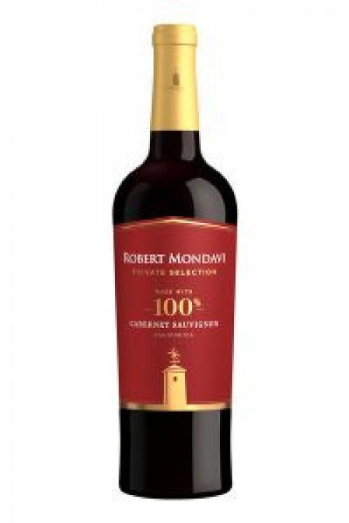Robert Mondavi Private Selection 100% Cabernet Sauvignon 750ml