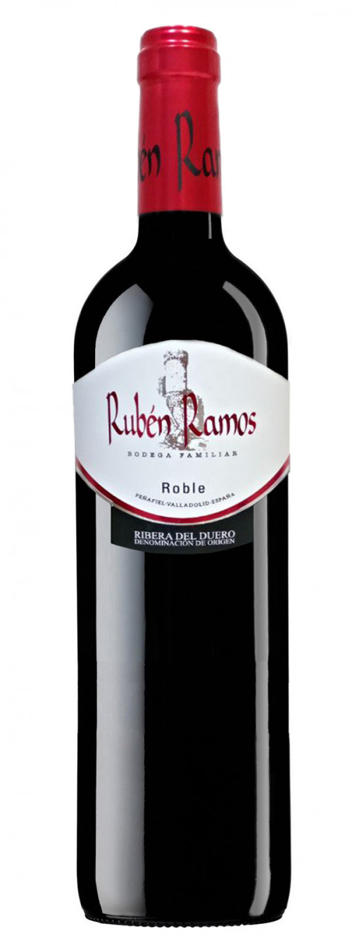 Ruben Ramos Roble 750ml