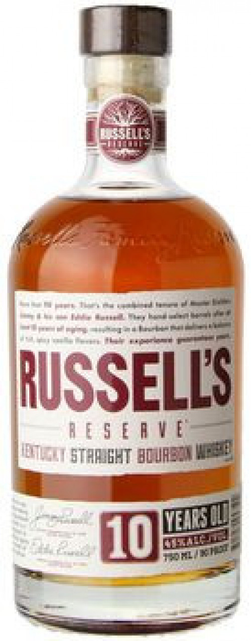 Russell's Reserve 10yr Kentucky Straight Bourbon 750ml