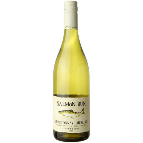 Salmon Run Chardonnay/Riesling 750ml