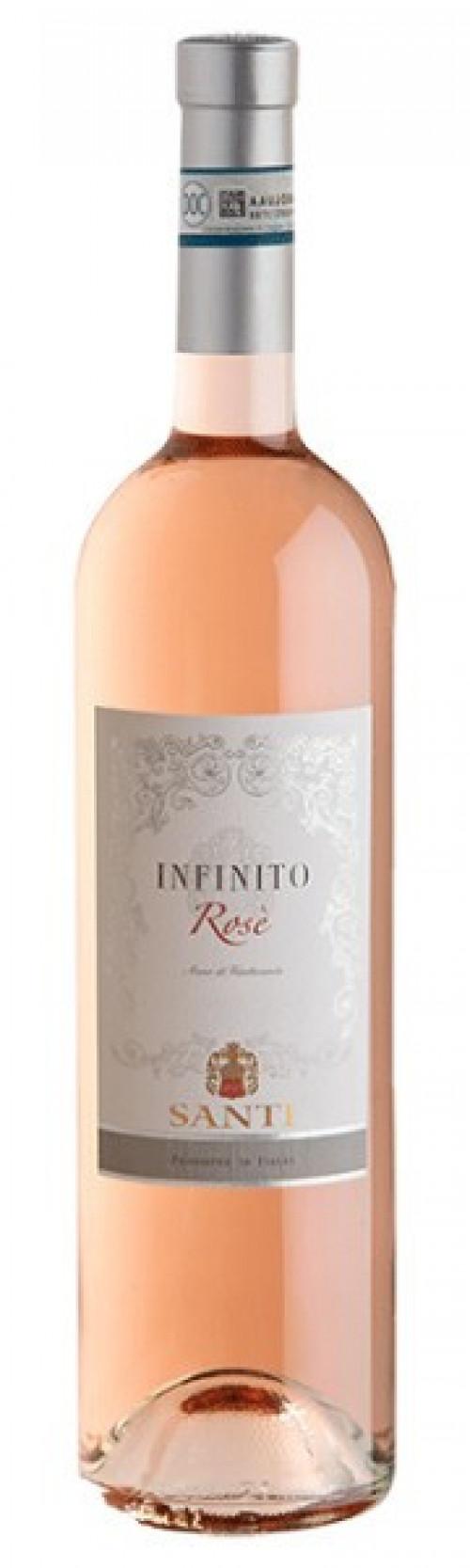 Santi Infinito Rose 750ml