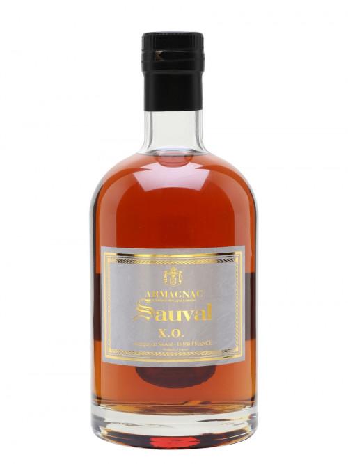Sauval XO Cognac 750ml
