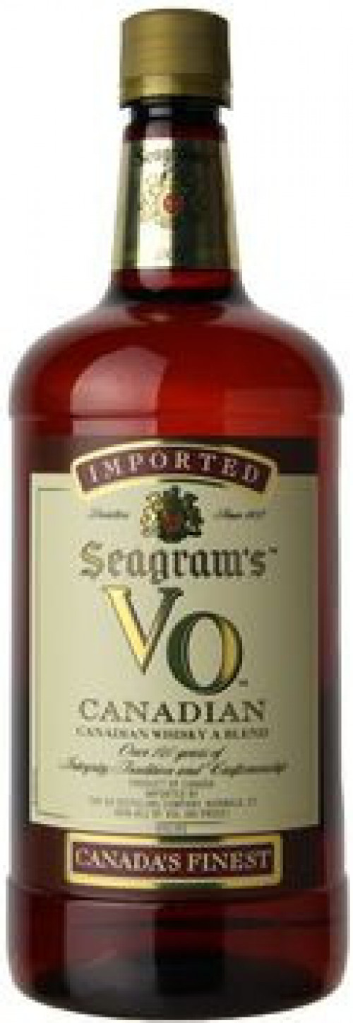 Seagram's VO Canadian Whisky 1.75 Ltr