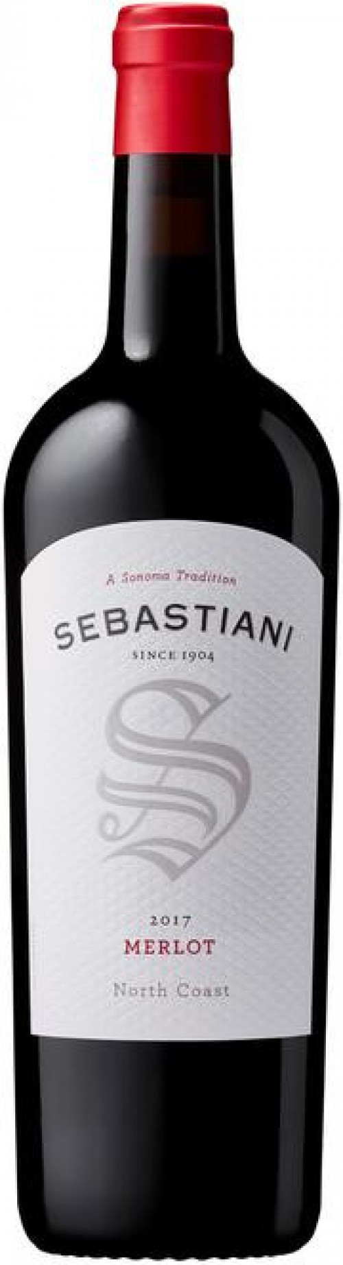 Sebastiani Merlot North Coast 750ml