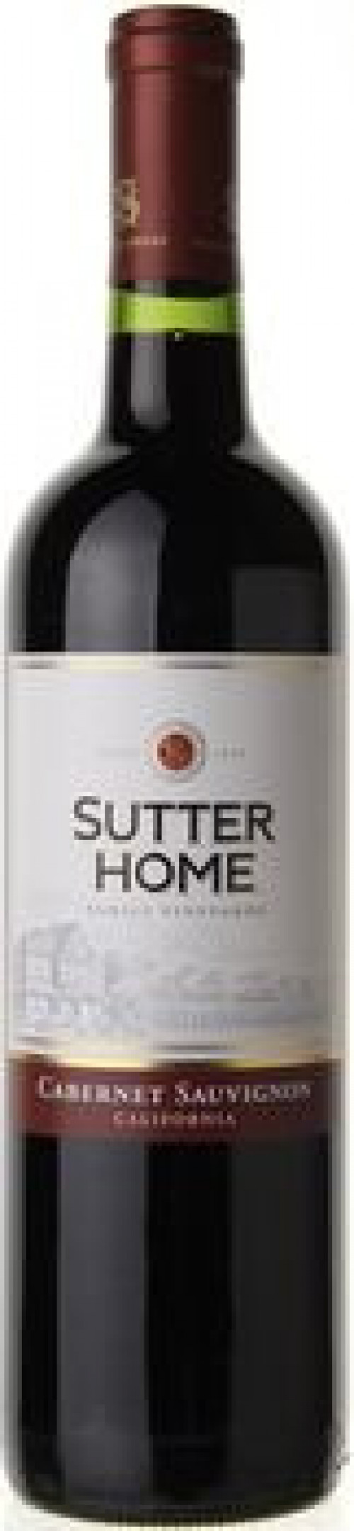 Sutter Home Cabernet Sauvignon 750ml