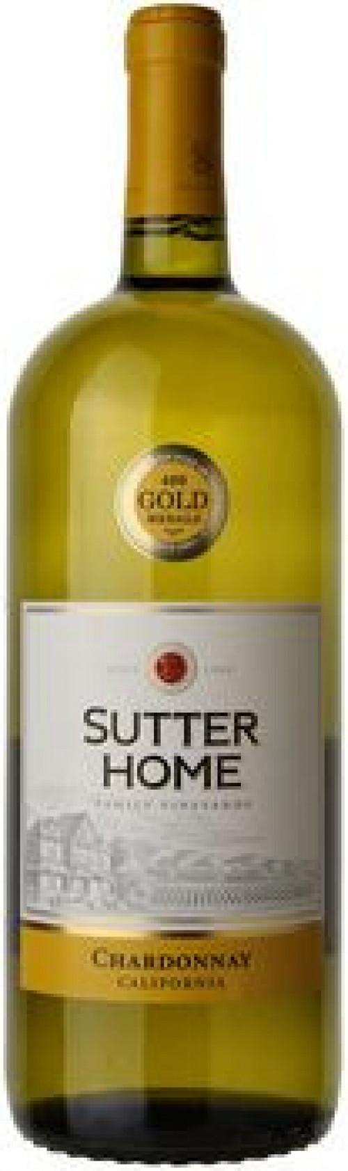 Sutter Home Chardonnay 1.5 Ltr