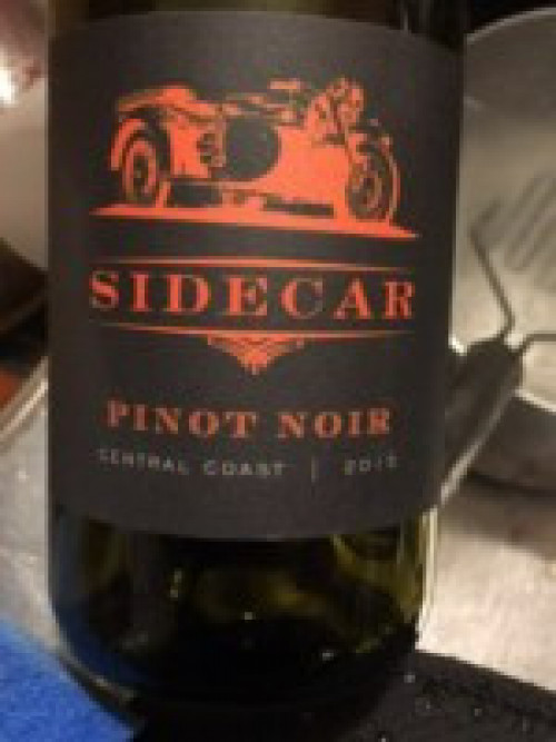 Sidecar CC Pinot Noir