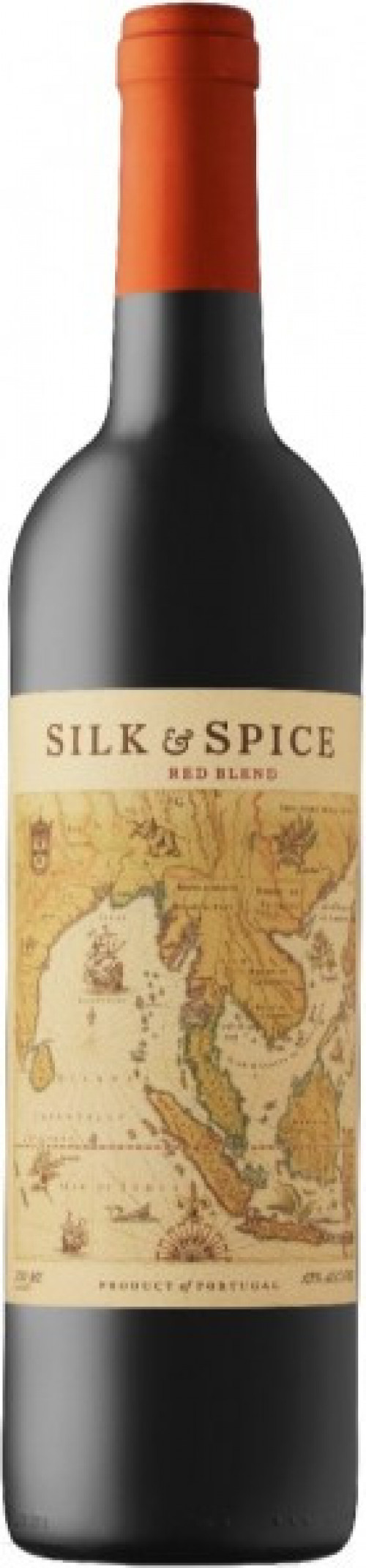 Sogrape Silk & Spice Red 750ml