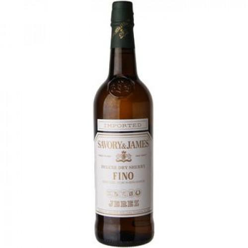 Savory & James Fino Sherry 750ml