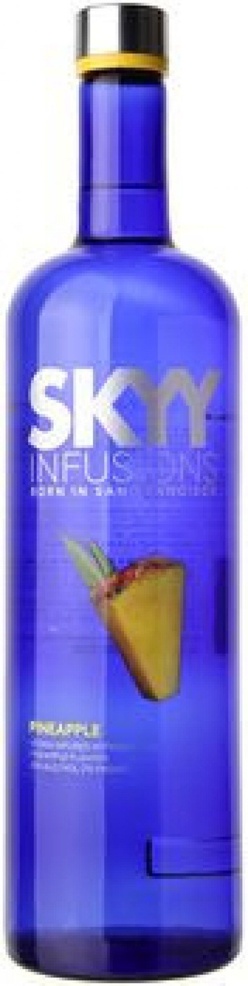 Skyy Pineapple Flavored Vodka 1L