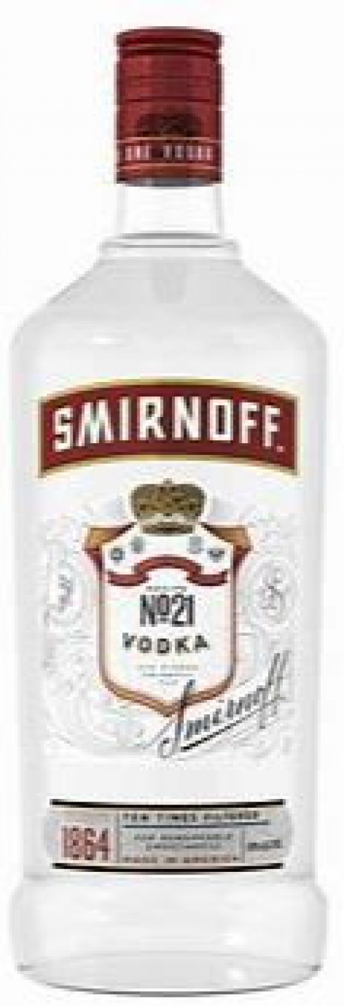 Smirnoff Vodka 1.75 Ltr