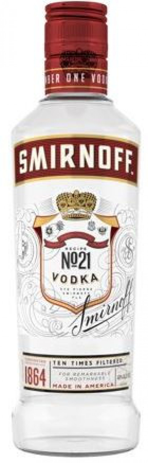 Smirnoff Vodka Ltr