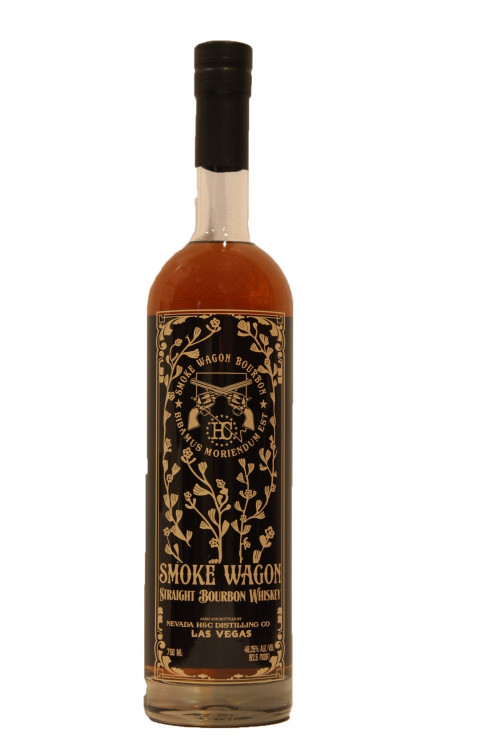 Smoke Wagon Bourbon 750ml