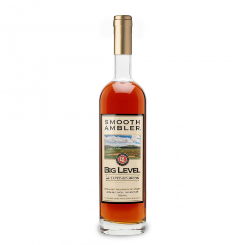Smooth Ambler Big Level Wheated Bourbon 750ml