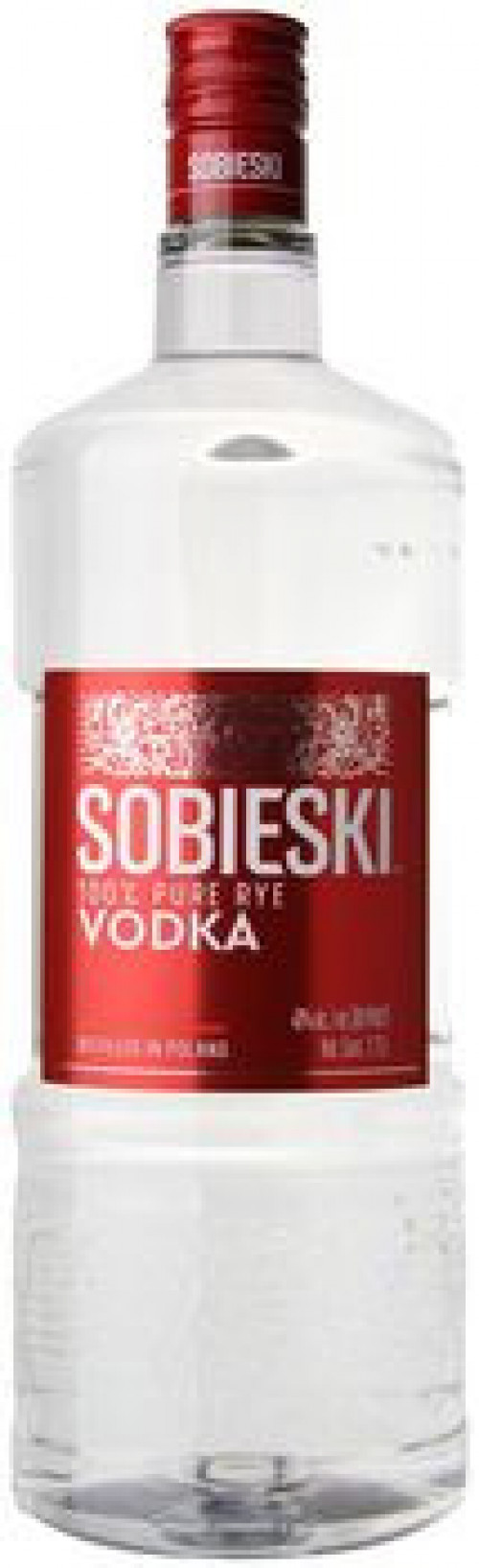 Sobieski Vodka 1.75 Ltr
