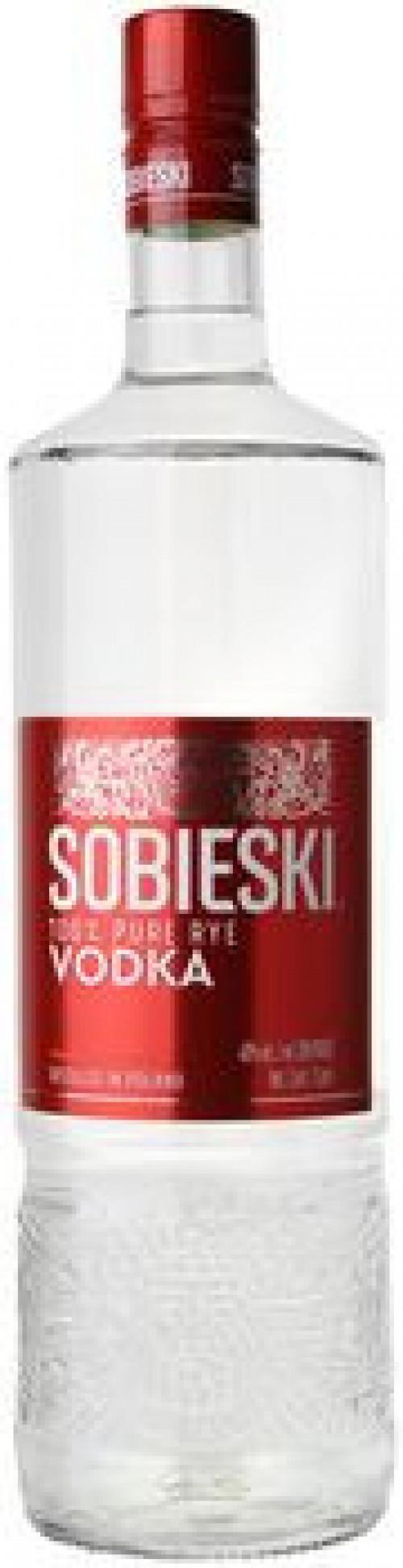 Sobieski Vodka 1L