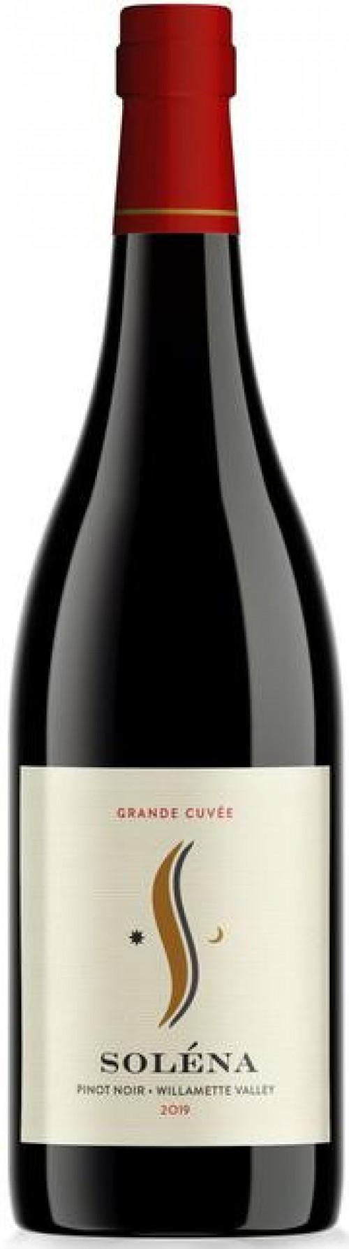 Solena Grande Cuvee Pinot Noir Willamette Valley 750ml