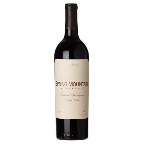 Spring Mountain Vineyard Cabernet Sauvignon 750ml