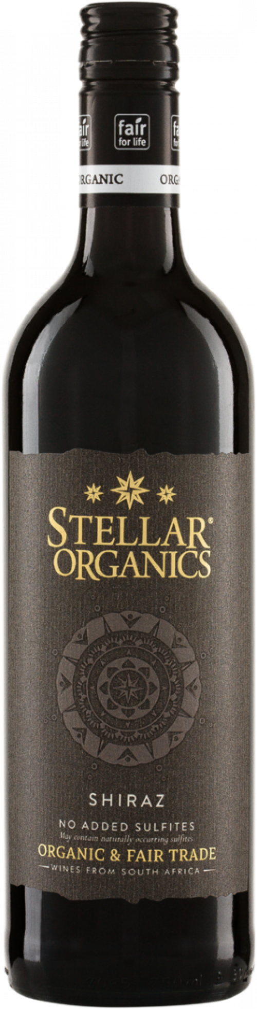 Stellar Organics Shiraz 750ml