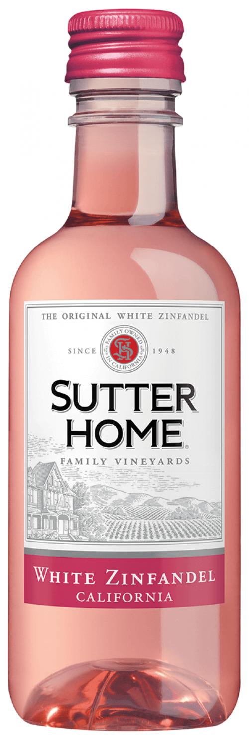 Sutter Home White Zinfandel 187ml