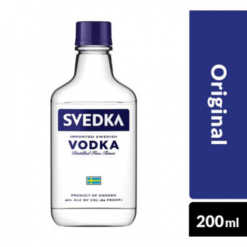 Svedka Vodka 200ml