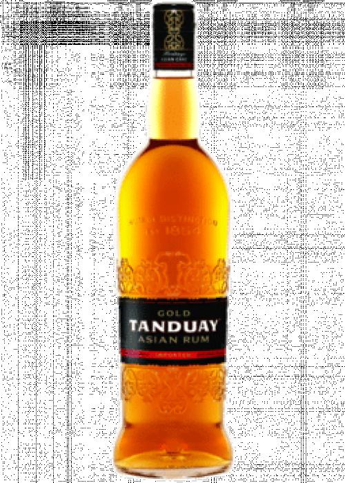 Tanduay Gold Rum 750ml