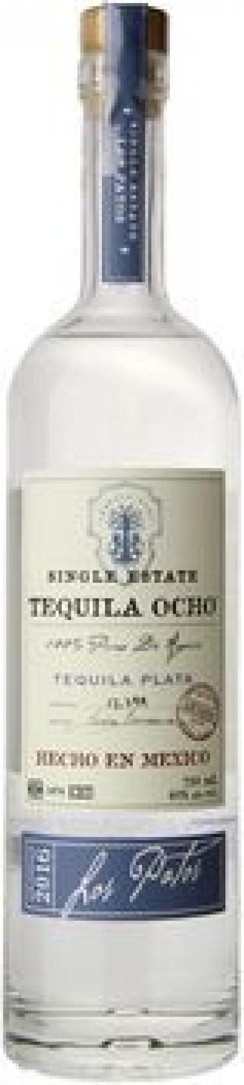 Tequila Ocho 2017 Los Nopales Blanco 750ml