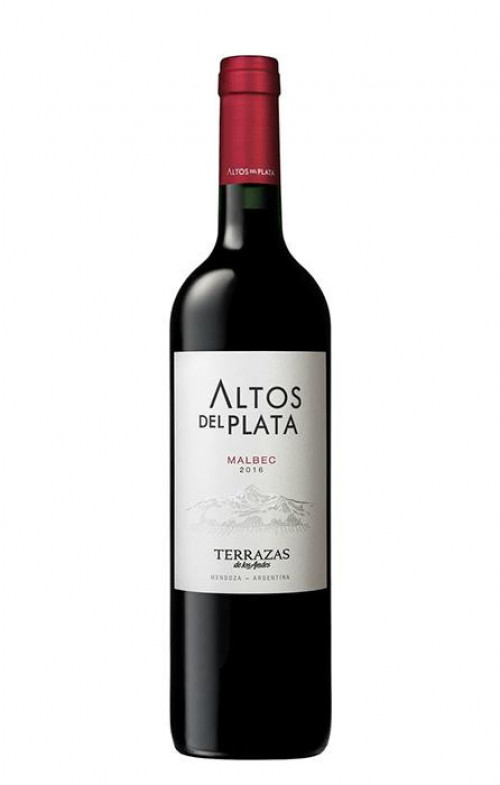 Terrazzas Altos Del Plata Malbec 750ml