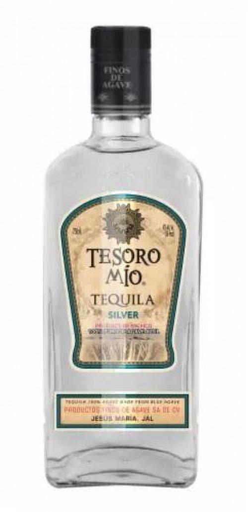 Tesoro Mio Tequila Silver 1L