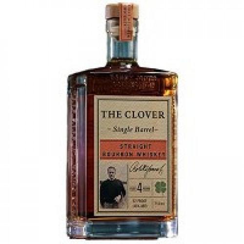 The Clover Single Barrel Bourbon 750ml