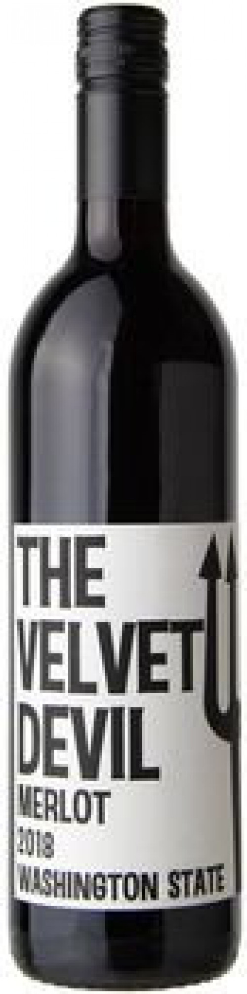 Charles Smith  The Velvet Devil 750ml