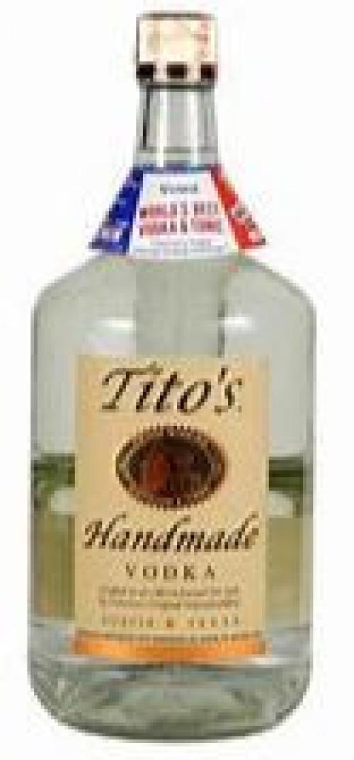 Tito's Handmade Vodka 1.75 Ltr