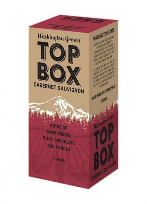 Top Box Cabernet Sauvignon 3Lt BIB