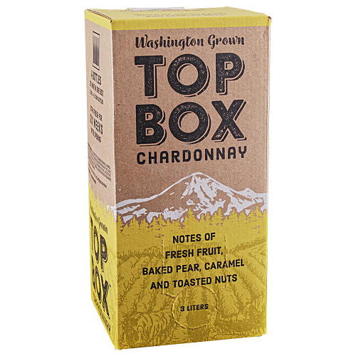 Top Box Chardonnay 3Lt BIB