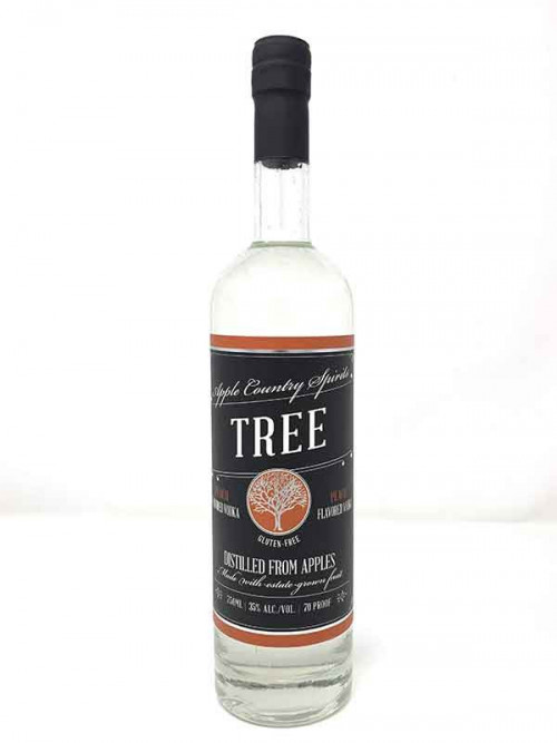 Tree Peach Flavored Vodka