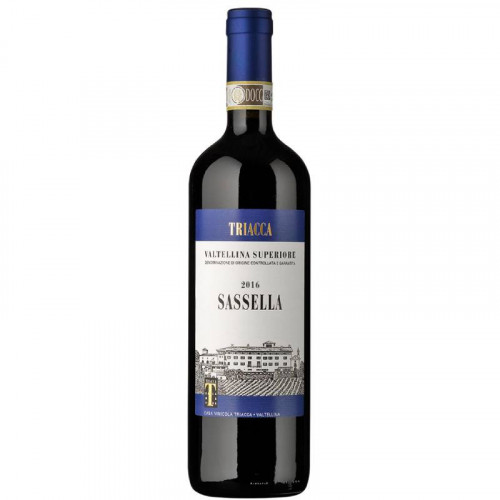 Triacca Sassella Valtellina Superiore 750ml