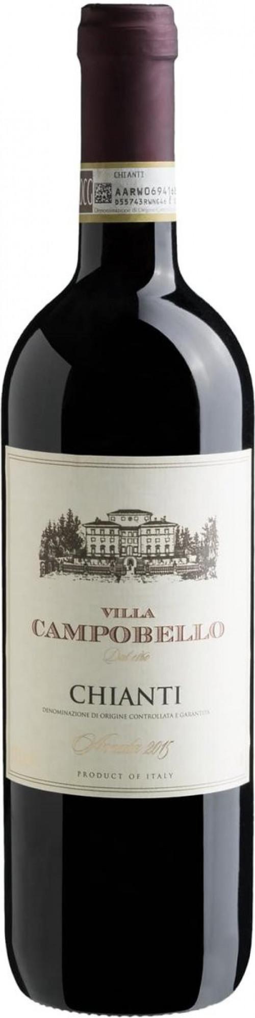 Villa Campobello Chianti 750ml
