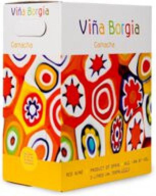 Vina Borgia Garnacha 3L
