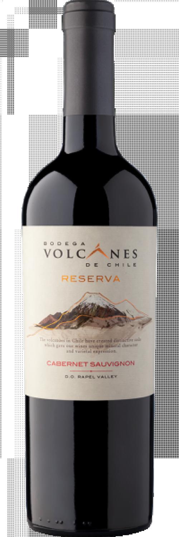 Bodega Volcanes de Chile Cabernet Sauvignon Reserva 750ml