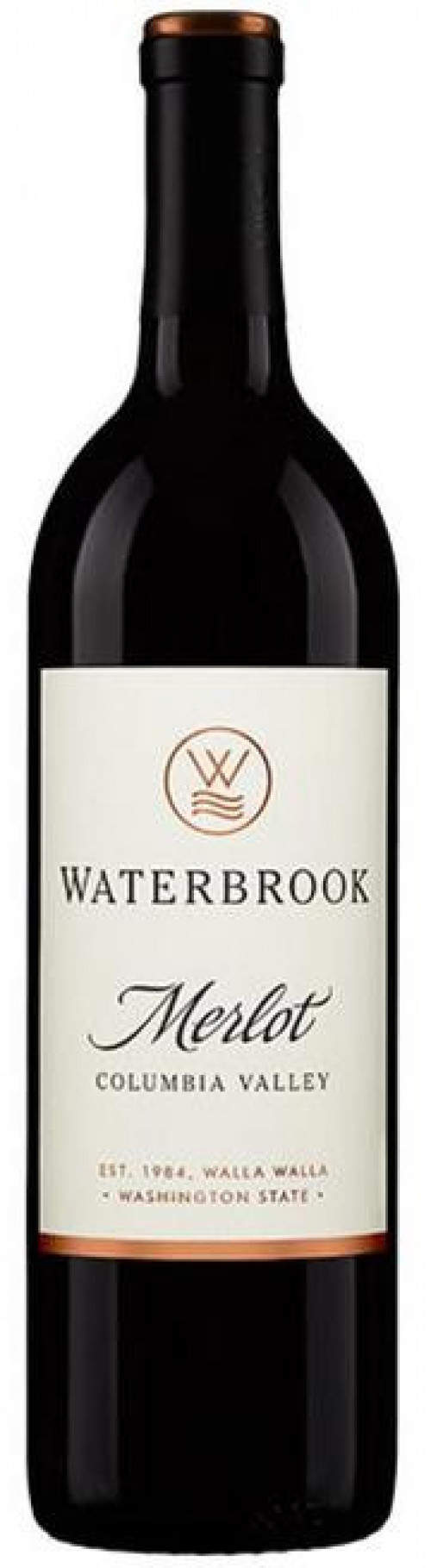 Waterbrook Merlot 750ml