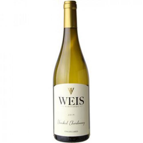 Weis Unoaked Chardonnay 750ml