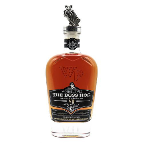 Whistle Pig Boss Hog 7th Edition Rye Whiskey 750ml