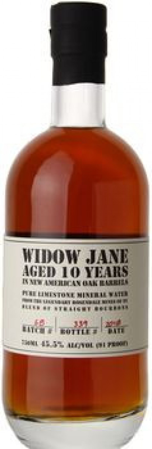 Widow Jane 10yr Bourbon 750ml