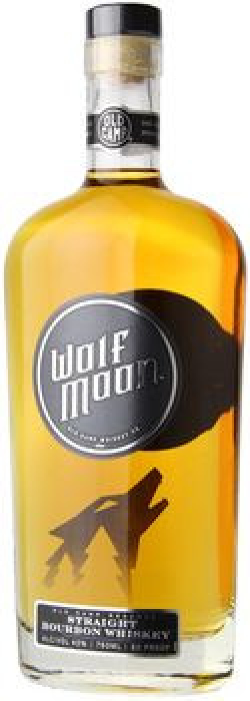 Wolf Moon Straight Bourbon 750ml