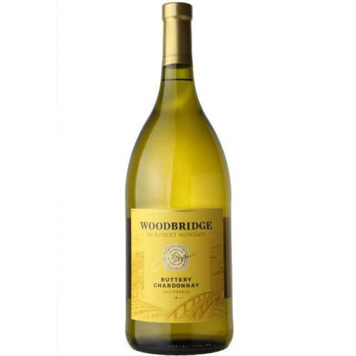 Woodbridge by Robert Mondavi Buttery Chardonnay 1.5 Ltr